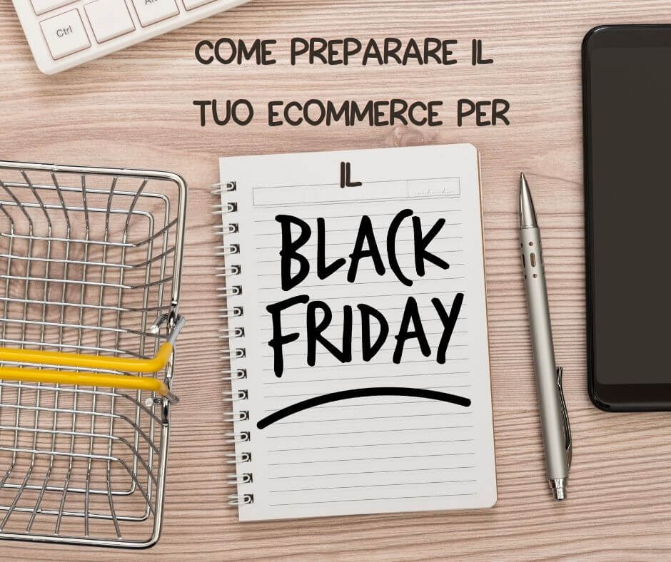 come prepararsi al black friday